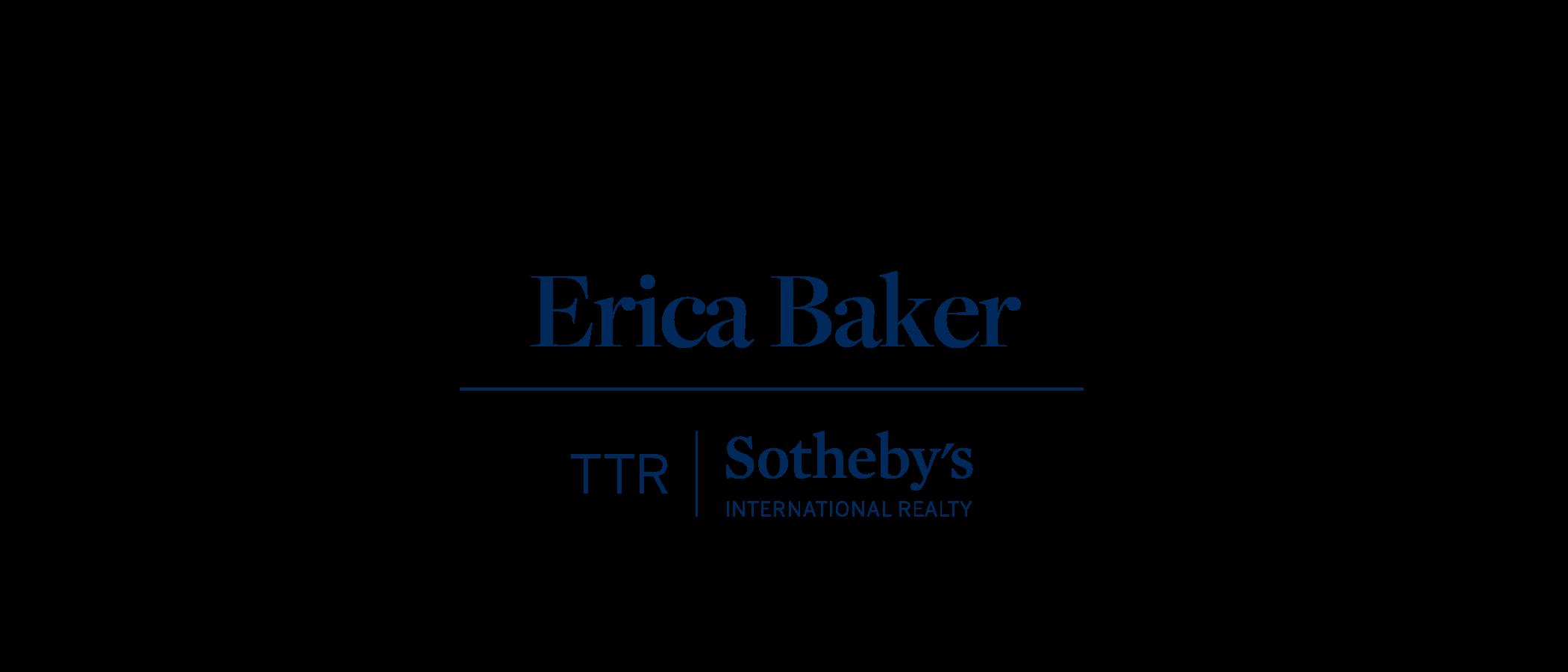 Erica Baker Logo