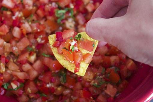 Salsa Tasting